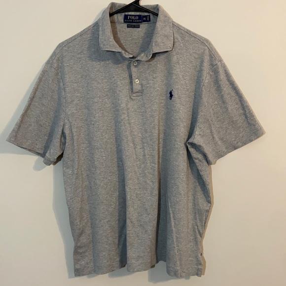 POLO Ralph Lauren Pima Soft Shirt Sleeve Shirt XL